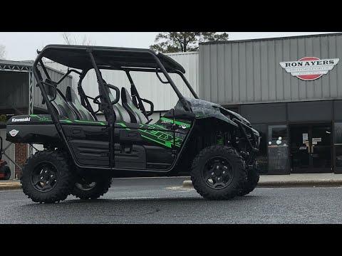 2021 Kawasaki Teryx4 LE in Greenville, North Carolina - Video 1
