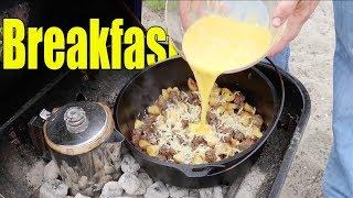 Mountain Man Breakfast
