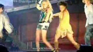 Ashley Tisdale-he said she said hsm concert live in chile