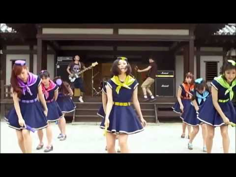 『夏空HANABI 』 PV (PASSPO☆ #PASSPO )