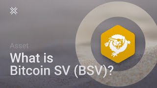 What is Bitcoin SV? BSV