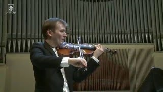 Edward Elgar Violin concerto op.61 - Boriso-Glebsky & Latham-Koenig