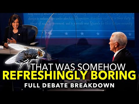 Why the VP Debate Probably Didn't Move the Needle in Either Direction   Full Debate Breakdown
