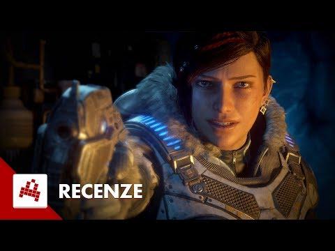 Gears 5 - Recenze