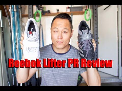 Reebok Lifter PR Review – Best Weightlifting Shoes