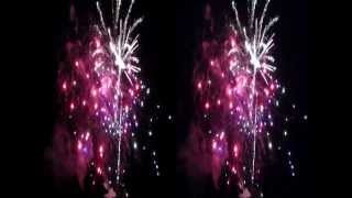 preview picture of video '61. Lohhofer Volksfest: Feuerwerk'