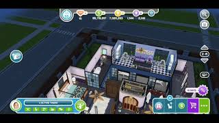 The sims freeplay  - weekly tasks - READ FINE LITERATURE FROM A BOOKSHELF