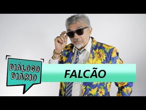 Diálogo Diário recebe o cantor e humorista FALCÃO