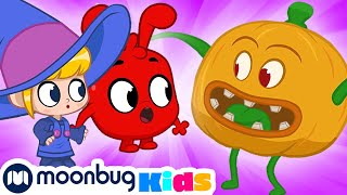 My Magic Pet Morphle - HALLOWEEN Decorations Come To Life! | Full Episodes | Funny Cartoons for Kids