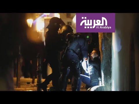 العرب اليوم - شاهد: أحداث عنصرية في مباراة كروية تتسبب باستقالات واعتقالات في بلغاريا