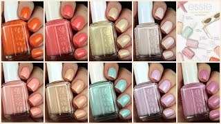 Essie Sunny Business Collection | Live Swatch