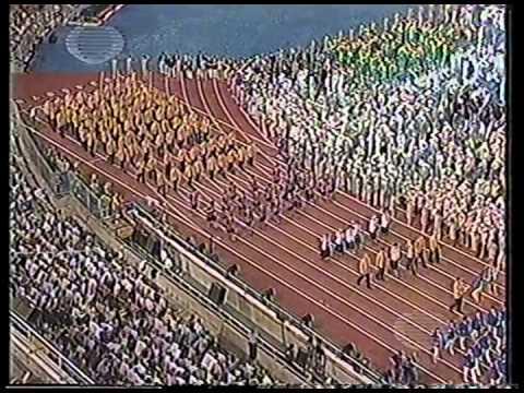 Фото Inauguración Juegos Olímpicos de Barcelona 1992