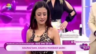 Solmaz - Kaana Ilanı Aşk Ederek Dansetti  27 11 2016