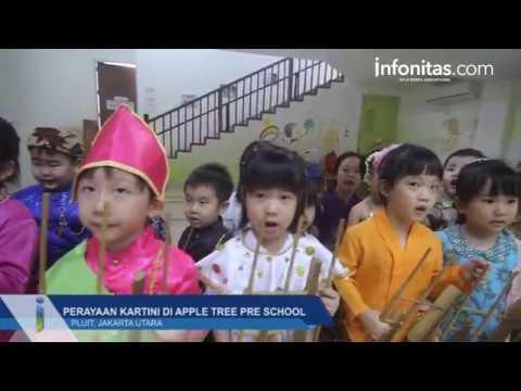 Perayaan Kartini di Apple Tree Pre School