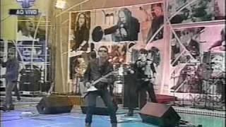 """Titãs - """"Homem Primata"""" Ao Vivo 2001"""