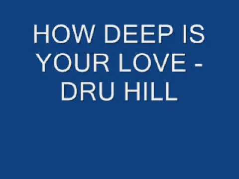 Dru Hill - How Deep Is Your Love - YouTube
