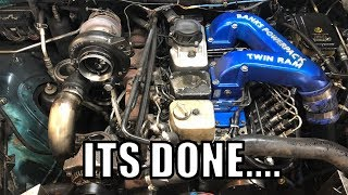 Blew Up My TURBO, It Was Only A Matter Of Time.....