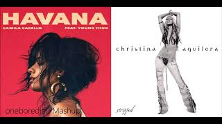 Dirrty In Havana   Camila Cabello Vs. Christina Aguilera Feat. Redman (Mashup)