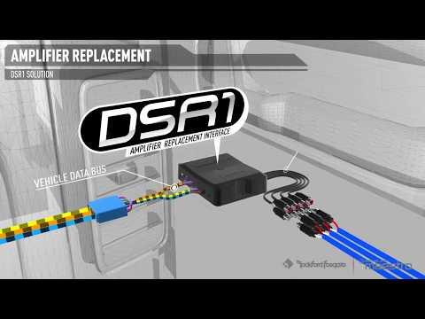 iDatalink Maestro + Rockford Fosgate - DSR 1