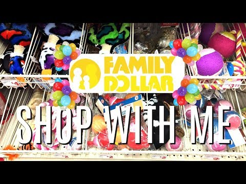 *LIVE* FAMILY DOLLAR SHOP WITH ME | HOME ORGANIZATION, $1 PET SUPPLIES & MORE!!!