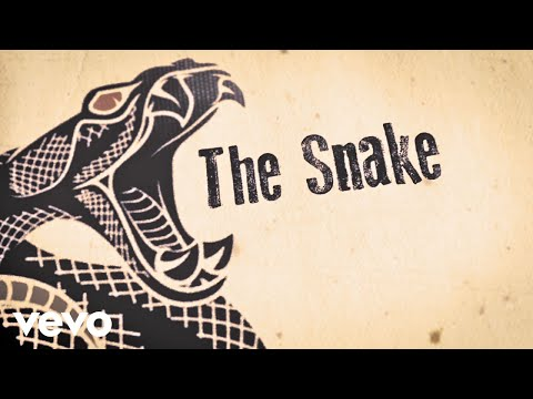 Eric Church - The Snake (Lyric Video)