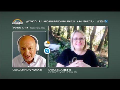 Anteprima del video Antonella BETTIIl mio impegno per Anguillara Sabazia, I
