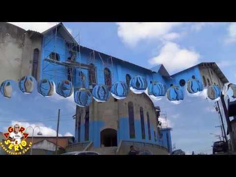 Igreja Católica de Juquitiba vai deixar a paisagem da Cidade com o azul do manto de Nossa Senhora Aparecida