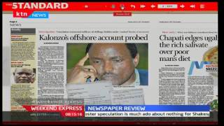 Kalonzo Musyoka under probe for 'secret' accounts