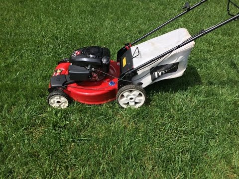 Toro Recycler Model 20371 Lawn Mower Kohler 6.75 Engine - Broken? - April 18, 2015
