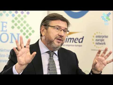 Entrevista Roberto Algarra - Europa Oportunidades FB2014