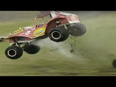 Gravity Defying Off Road Racing In Iceland | Jeremy Clarkson's Motorworld | Top Gear