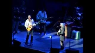 """Mark Knopfler & Emmylou Harris """"This is us"""" 2006 Brussels"""