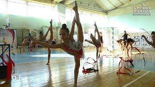 Турнир по эстетической и художественной гимнастике «Очарование осени» прошел в Нижнем Новгороде