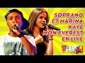 Soprano FT. Marina Kaye - Mon Everest - Live - C'Cauet sur NRJ