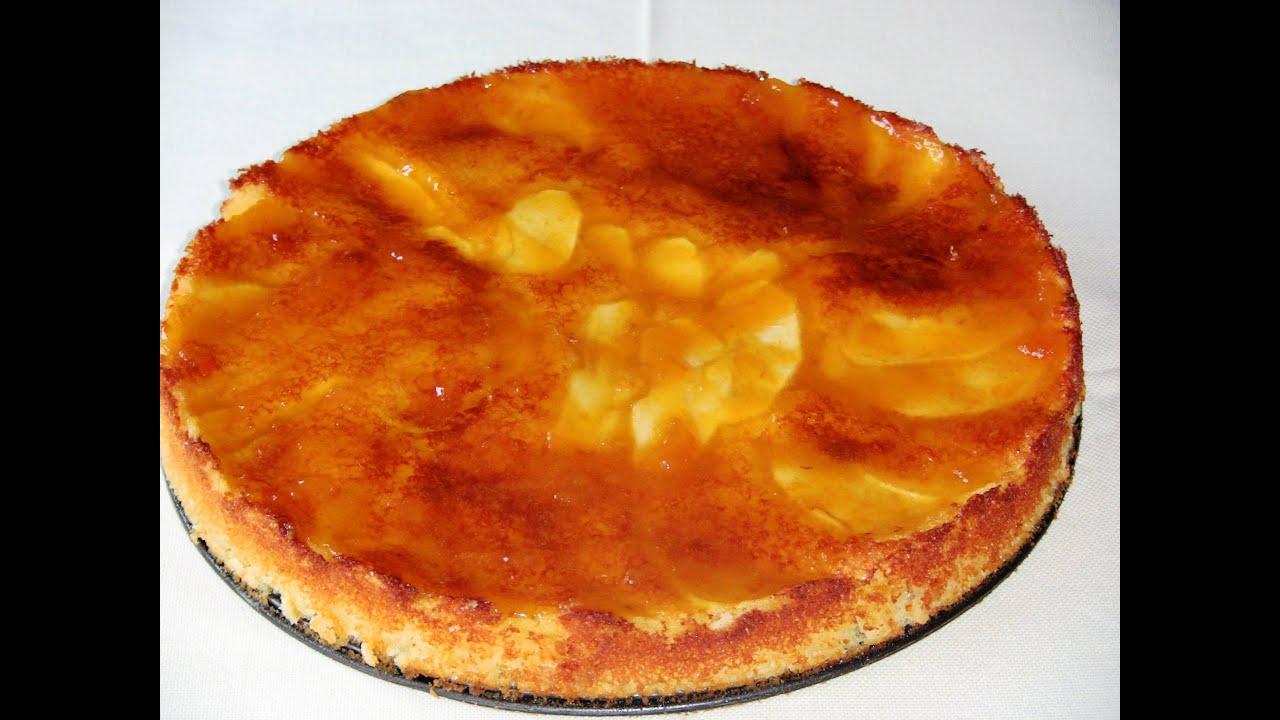 Tarta de manzana imperfecta | Javier Romero