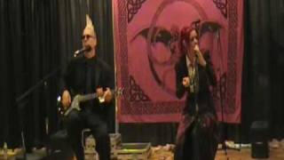 "Faith and the Muse, ""Mercyground"" acoustic, Dragon*Con 2009"