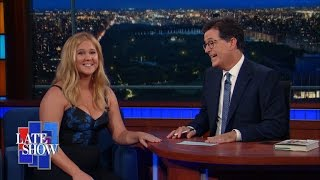 """Amy Schumer on Hawaii: """"It Didn't Totally Agree With Me"""""""