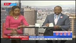 Recent poll says Raila Odinga further closes gap on Uhuru kenyatta