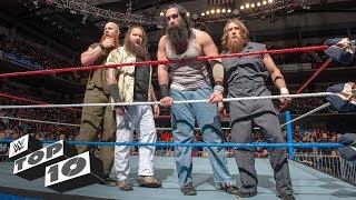 Unlikely honorary teammates: WWE Top 10, April 22, 2019