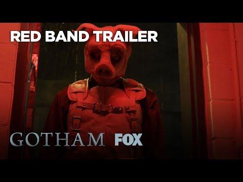 Gotham Season 4 (Promo 'Professor Pyg')