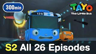 Tayo S2 All 26 Full Episodes Of Season 2 300 Mins