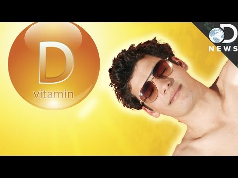 How Does Our Skin Turn Sunlight Into Vitamin D? Mp3
