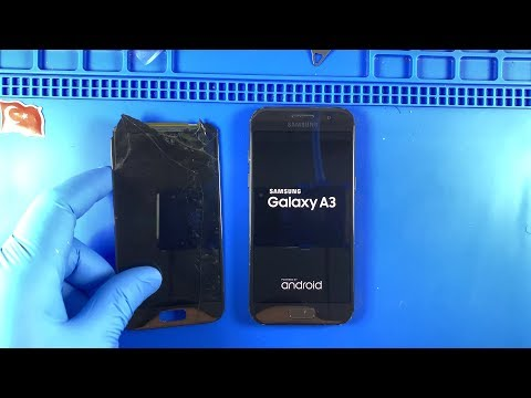 Samsung Galaxy A3 2017 Ekran Değişimi 🇹🇷