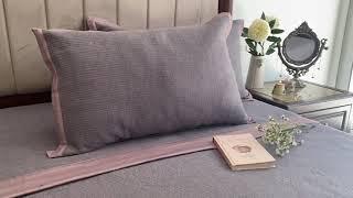 Bed Cover - Buy Embroidered Bedspread Set Online   Sadyaska Store