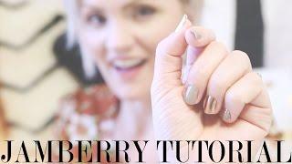 Jamberry Nail Wrap Tutorial