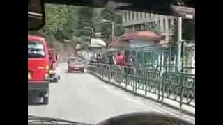preview picture of video 'NH 31A by car at Gangtok'