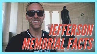 Jefferson Memorial Fun Facts!!