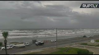 el-huracan-harvey-se-acerca-a-la-costa-de-texas