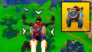 HOW TO GET THE JETPACK IN FORTNITE! (Fortnite: Battle Royale)