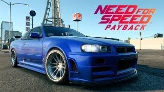 Прохождение Need For Speed: PayBack - Эпичные гонки! #3